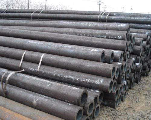 Q355B无缝钢管表面质量检查